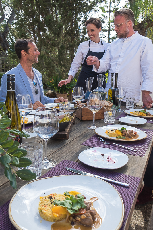 Finca Catering Mallorca - Mallorca Food Club